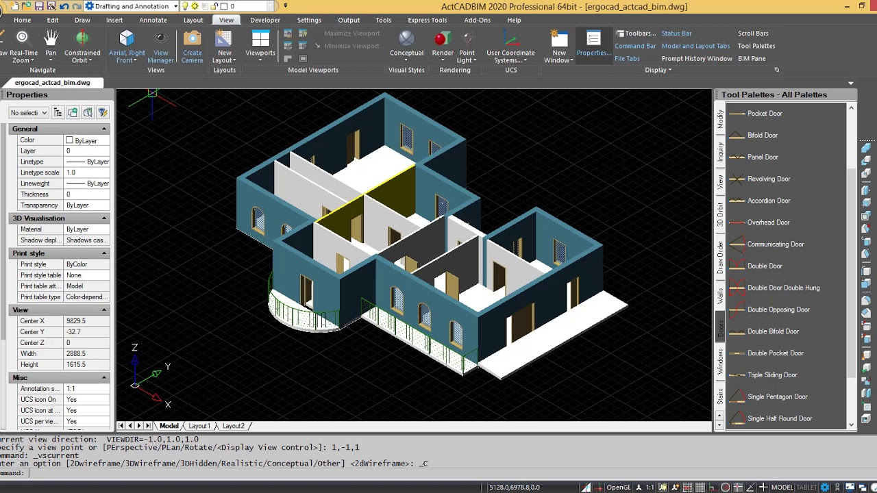 Act CAD Professional Crack 10.0.1447 Latest Version Free Download