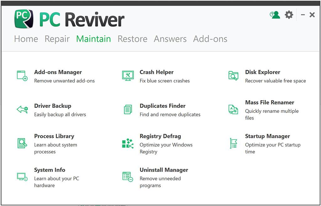 PC Reviver Crack 3.8.1.2 License Key Latest Version Free Download