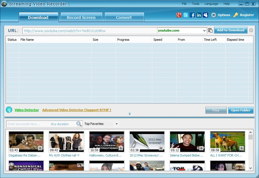 Apowersoft Streaming Video Recorder Crack 6.4.7 Latest Version