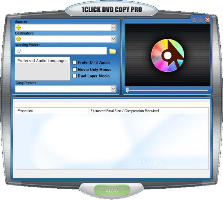 1CLICK DVD Copy Pro Activation Code 5.2.2.0 Latest Version 2021