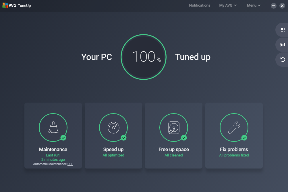 AVG TuneUp License Key 20.1.2404 Latest Version Free Download
