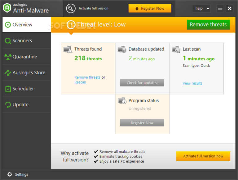 Auslogics Anti-Malware License Key 1.21.0.5 Latest Version
