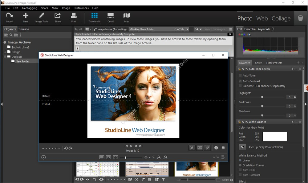 StudioLine Web Designer Serial Key 4.2.61 Latest Version Free Download