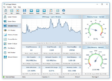 SysGauge Ultimate Key 7.6.38 Latest Version Free Download