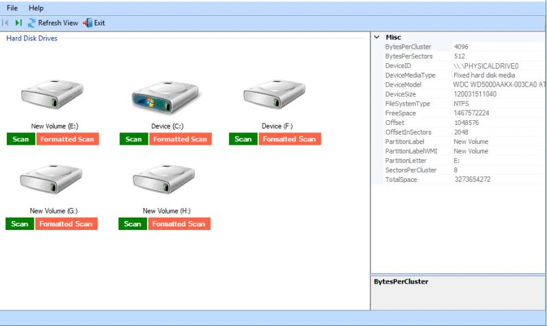 SysTools Hard Drive Data Recovery Crack 16.1.0.0 Latest Version 2021