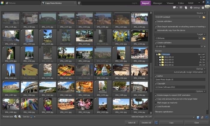 Zoner Photo Studio Activation Key X 19.2009.2.286 Latest Version