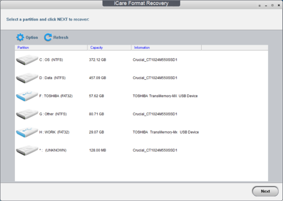 iCare Format Recovery License Code 6.2.0 Latest Version Free Download
