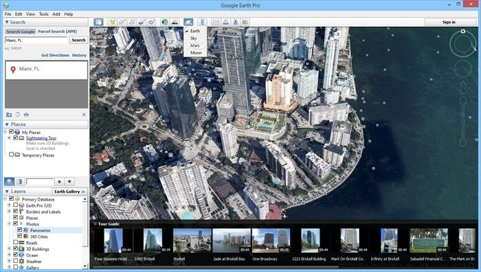 Google Earth Pro 7.3.3.7786 Crack With License Key {2021}