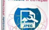 OneSafe JPEG Repair Crack + License Key 2021 Free Download