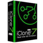 Reallusion iClone Pro 7.9.5124.1 Full Crack Free Download