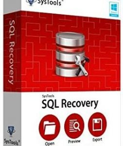 SysTools SQL Recovery 12.0.0 With Crack