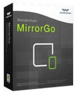 Wondershare MirrorGo 9.4 Crack (2021)