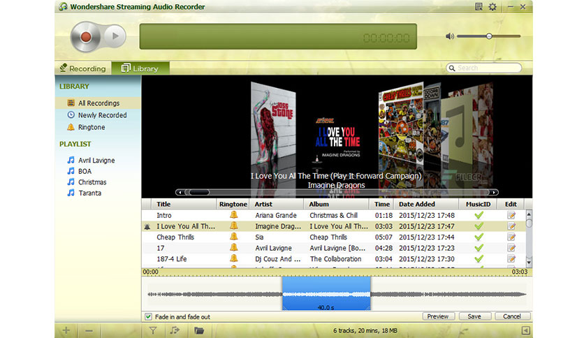 Wondershare Streaming Audio Recorder Crack 2.4.1.5 2021 Download