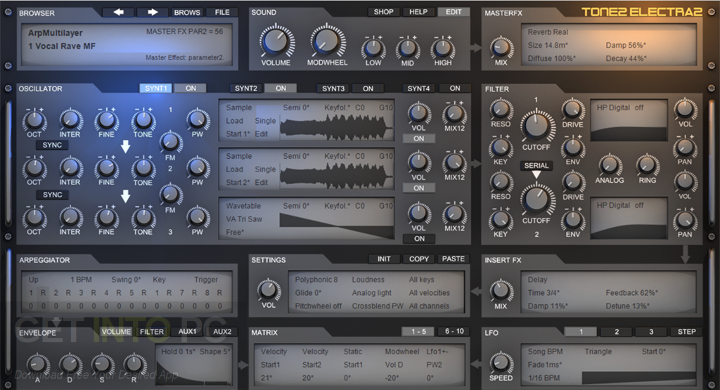 ElectraX VST Electra2 Cracked Full Latest Software Free Download [2021]